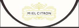 ミエル シトロン